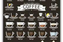 Coffee Tea Happyness / Un bon café, un bon thé, une bonne manière de souhaiter une bonne journée à tous ceux qui croiseront ces photos.