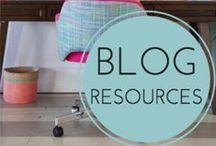 Blog | Resources + Update Ideas