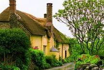 Great Britain: England / by Judi Bonham