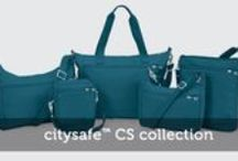 Citysafe CS living / Everything to do with women's urban wear & the Citysafe CS collection. / by Pacsafe