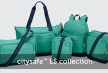 Citysafe LS living / Everything to do with women urban, chic styling and the Citysafe LS collection. / by Pacsafe