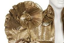 Get set to sparkle / Fabrics and fashions with metallic yarns - sparkly fabrics, lurex fabrics for Summer-Autumn 2015