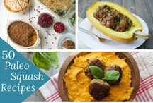 Fall | Squash Recipes