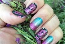 Jamberry Mani/Pedi ideas / Inspiration for wrap/lacquer pairings and Jamberry releases of the Host Exclusive and Sister Style Exclusive wraps...