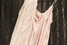 Make a slip dress / Fabric, sewing pattern and styling ideas to make your own slip dress
