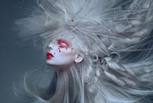 Art / Beautiful art, posters, illustrations.