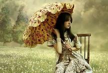 Umbrella Art / Umbrella art and photography, from surreal sunshades to fantasy umbrella photo manipulation.