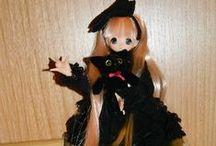 Pure Neemo dolls Azone
