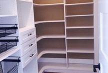 Pantries / Different designs for your kitchen pantry!