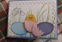 Easter & Spring / Cards, projects, ideas and humor for celebrating Easter and/or Springtime.