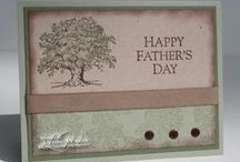 Masculine & Father's Day / Cards, projects, ideas and humor to celebrate Father's Day and/or all things masculine.