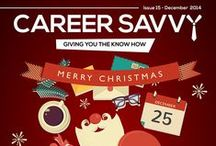 Career Savvy Magazine / Issues of Career Savvy, the free and friendly career advice magazine. www.careersavvy.co.uk