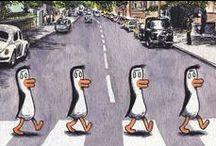 - Mis Macanudos! (Liniers) / Colección de Imágenes. Macanudo es una serie de historietas que desde 2002 publica Liniers (Ricardo Siri) en el diario La Nación de Argentina.