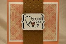 "Get Well / Cards, projects, ideas, etc. relating to ""get well""."
