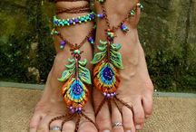 Barefoot sanbals