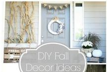 Porch scape ideas / Everything to make your porch amazing!! Holiday decor, benches, accessories