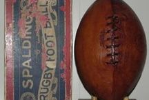 Vintage Football Equipment / by Greg Smalley