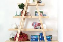 DIY Furniture / easy, cost effective, fun do-it-yourself shelving and other furniture for your home or office.