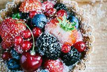 Berry Yummies / Strawberries, raspberries, blueberries, cherries, blackberries & currants ❤️