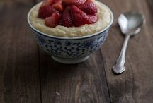 oats & porridges