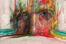 Street Art / El #arte se esconde en cualquier rincón.