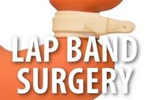 Lap Band Living / Living and Eating with Lap Band Surgery.  Surgery Date 4-18-15