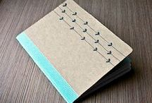 Notebook Ideas / DIY Notebook Ideas
