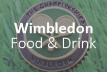 Wimbledon inspired food & drink / Get yourself Wimbledon ready with these wonderful food & drink inspirations