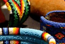 Native American beads➳➸➴➼