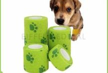 veterinary pattern bandage / professional manufacturer and reliable exporter in China, specializing in cohesive  bandage, kinesiology tape, adhesive plaster tape and other medical supplies since 2002.