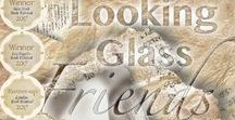 Looking Glass Friends by E L Neve / 13-times award-winning love story inspired by real letters.