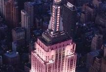 NEW YORK CITY / by Maryjo Hetro