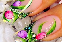 Nagels! | Nails! / by Wendy Vink