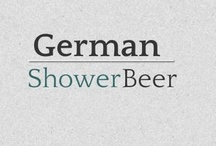 German Shower Beers
