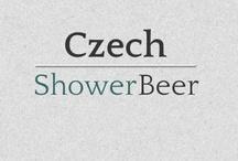 Czech Shower Beer