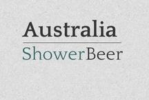 Australia Shower Beer