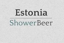 Estonia Shower Beer