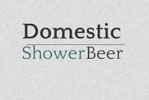 Domestic Shower Beer
