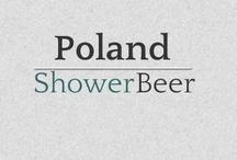 Poland Shower Beer