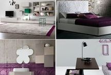 Interior Design Ideas & Tips / Interior design ideas & tips for the house: decorating ideas, furniture for bedroom, living room, bathroom and garden, all organized by colour and mood.