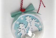 Christmas Home Decor / Christmas Home Decor: Beautiful DIY ideas for Christmas