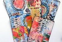 Journaling Card Inspirations / DIY journaling cards for your scrapbook, project life or art journal