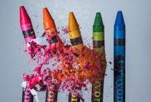 Drawing materials - Materiales de dibujo