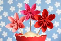 Origami and paper things - Papiroflexia y cosillas de papel