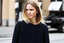 Hiustyylit&kampaukset / Lovely hairstyles for women