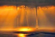 Tornades - Éclairs - Volcans / Mère nature en action !!!!