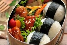 Japanese Food ( Bento Box )