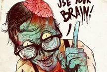 Horreur - Monstre - Zombie