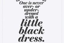 ER loves... Fashion / Because sometimes we all need a bit of inspiration or advice when it comes to fashion...