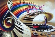 Musique + Illustration